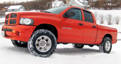 Over 257,000 Model Year 2005 Dodge Ram 1500 Trucks Recalled