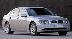 BMW Recalls Numerous 7-Series Vehicles Due to Software Problems