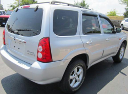 Mazda Recalls Tribute SUVs to Repair Throttle Problems