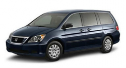Honda Recalls 344,000 Minivans For Violent Braking