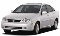 Suzuki Recalls Forenza and Reno Vehicles For Headlight Problems