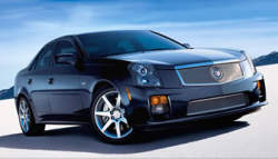 Cadillac CTS-V Recalled For Rusted Brake Hose Fittings