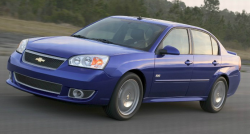 GM Expands Power Steering Recall in Chevrolet Malibu and Pontiac G6