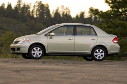 Nissan Recalls Versa Cars to Replace Takata Airbag Inflators