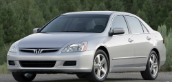 Honda Recalls Accord to Fix Passenger Airbag Problems