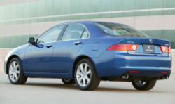 Acura Recalls Cars With Waterlogged Control Units