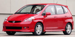 "Honda Fit ""Re-Recalled"" Because of Fire Risk"