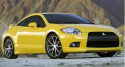 Mitsubishi Eclipse has dangerous sun visor problems and issues with the  anti-lock brake system. 03d068ee168