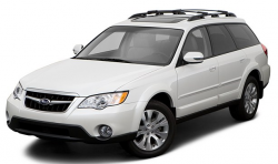 Subaru Recalls Outback and Legacy Because of Leaking Brake Fluid