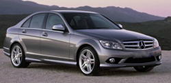 Mercedes-Benz C-Class Under Investigation for Trunk Fire Risk