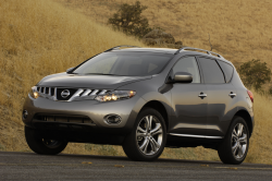 2009 Nissan Murano Recall Issued For Brake Fluid Problems