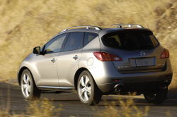 2009 Nissan Murano ABS Problems Blamed For 14 Crashes