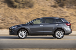 Mazda CX-9 Side Curtain Airbags Deploying For No Good Reason