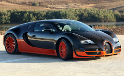 Bugatti Recalls $2 Million Veyron Supercars