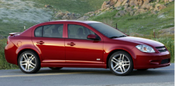 GM Recalls 73,000 Chevrolet Cobalt Cars Over Airbag Failures