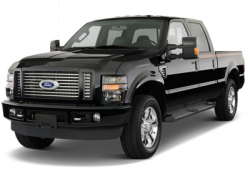 Ford Recalls F-250 and F-350 Trucks With Replacement Steering Gears