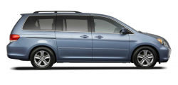 Honda Recalls 887,000 Odyssey Minivans For Gas Leaks