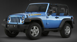 2010 Jeep Wrangler Recalled Due to Skid Plate