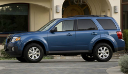 Mazda Tribute Recalled For Loss of Power Steering