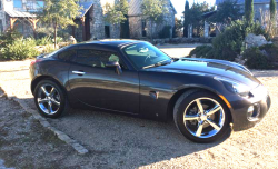 NHTSA Petitioned to Investigate Pontiac Solstice and Saturn Sky