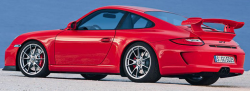 Porsche Recalls 2010 911 GT3 Vehicles for Wheel Hub Problems