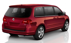 Volkswagen Routan Recalled For 3rd Time To Replace Ignition Switches