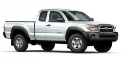 Toyota Recalls 342,000 Tacoma Trucks for Seat Belt Problems
