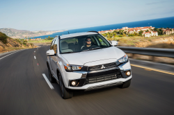 Mitsubishi Outlander Sports Recalled For Wiper Problems