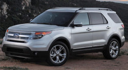Safety Regulators Look at Alleged Ford Explorer Steering Problems
