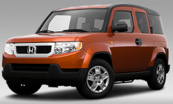 Honda Recalls 2007-2011 Element For Wiring Problem