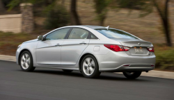 Hyundai Recalls Sonata To Repair Power Steering