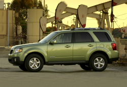 Mazda Recalls Tribute SUVs Over Risk of Fires