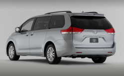 Toyota Recalls 510,000 Minivans and Sedans