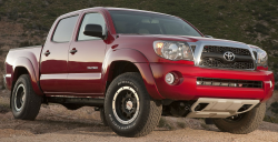 toyota recalls 690 000 tacoma trucks over rear suspension. Black Bedroom Furniture Sets. Home Design Ideas