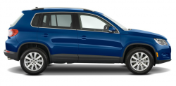 Volkswagen Tiguan Under Investigation For Lightless Lights