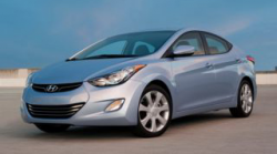Government Investigates Possible Air Bag Problems in the 2012 Hyundai Elantra