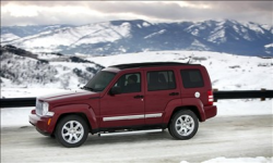 Jeep Liberty Investigated After Reports of Door Fires