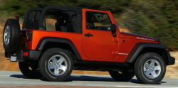 Jeep Wrangler Clockspring / Airbag Problems Investigated