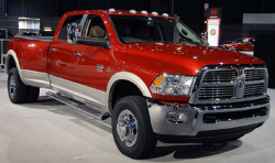 Chrysler Recalls Trucks With Drive Shafts That Could Break