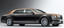 Bentley Mulsanne Recalled For Seat Belt Problems