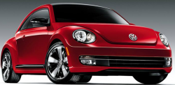 Volkswagen Beetles Recalled For Tire Problems