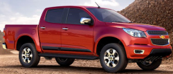 chevy colorado and gmc canyon recalled for hood latch. Black Bedroom Furniture Sets. Home Design Ideas