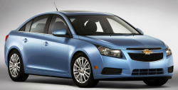 GM Recalls 293,000 Chevy Cruze Cars For Brake Problems