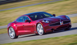 Fisker Karma Recalled After California Car Fire