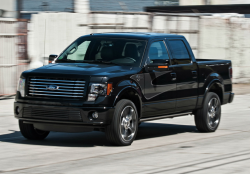 No Recall For Ford F-150 Brake Pedal Problems