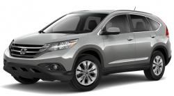 Incorrect Labeling Causes Recall of 2012 Honda CR-V