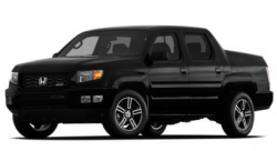 Honda Ridgeline Recalled Due to Air Bag Problems