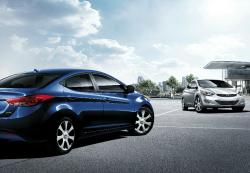 Hyundai Recalls 155,000 Elantra Sedans To Fix Sudden Braking