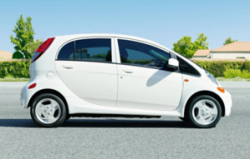 Mitsubishi i-MiEV Recalled For Faulty Air Bags