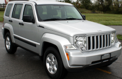 Chrysler to Stop Production of Jeep Liberty
